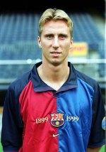 Frédéric Déhu au Barça