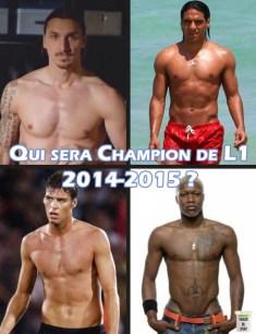 Les atouts du futur champion de Ligue 1 2014-2015