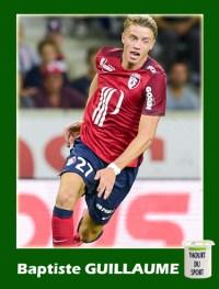 Baptiste Guillaume transfert raté 2015-2016