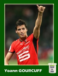 Yoann Gourcuff transfert raté 2015-2016