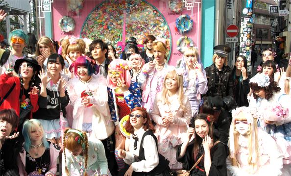 Harajuku Fashion Walk | Tokyo Japan