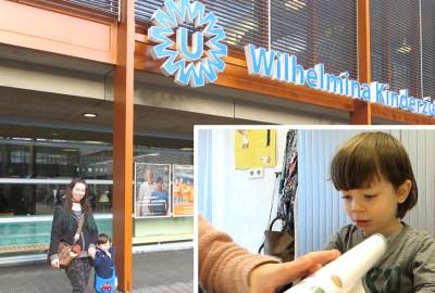 wilhelmina kinder ziekenhuis logopedie peuter controle