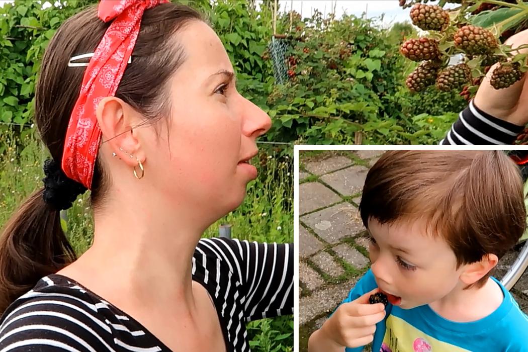 Moestuin met Kinderen - Leer Kinderen over de Natuur