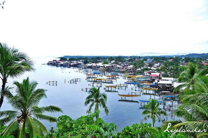 Tandag City and the Twin Islands of Linungao