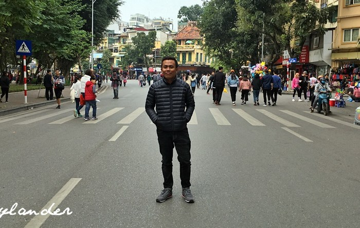My Very Memorable First Winter in Hanoi, Vietnam