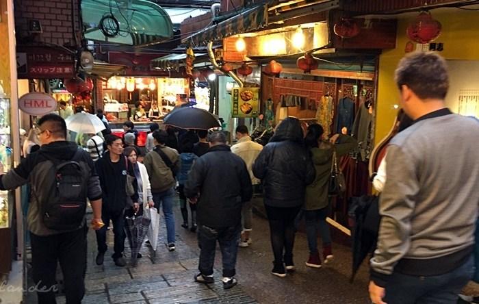 The Mesmerizing Alleyways of Jiufen