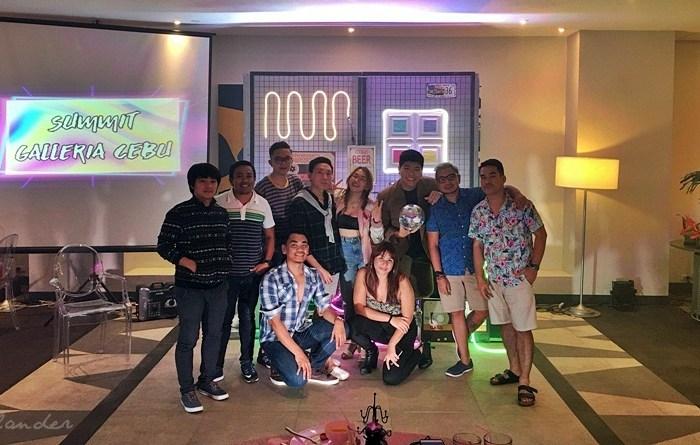 Cebu Bloggers' Night: A Break from the Usual