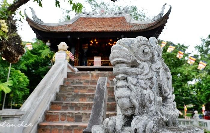 How I Found Hanoi's One Pillar Pagoda by Chance