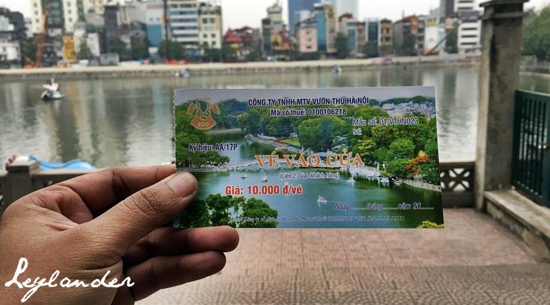 LEY - Hanoi Zoo
