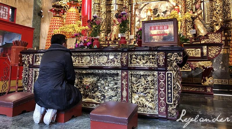 LEY Wen Wu Temple Taiwan