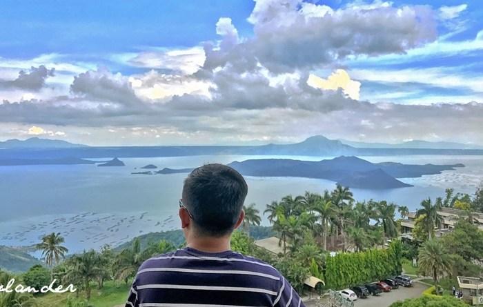 My Very First Time in Tagaytay (Comparing it to Balamban, Cebu)
