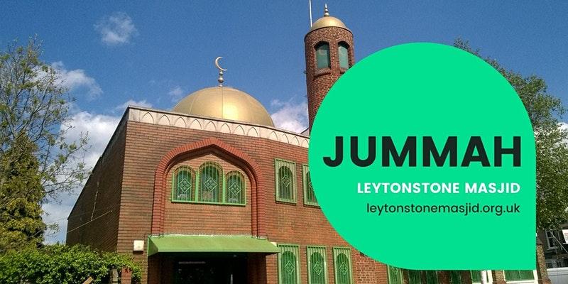 Jummah Arrangements | Pre-Booking Required