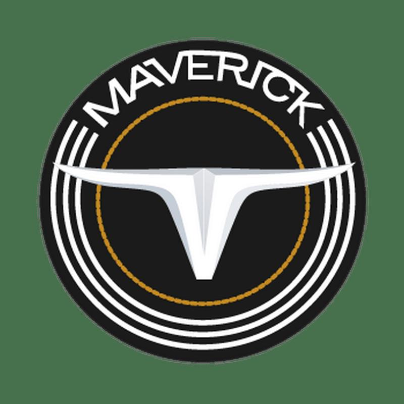 Ford Maverick Logo Decal
