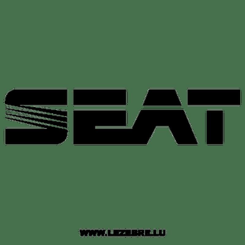 Sticker Seat Logo Ancien