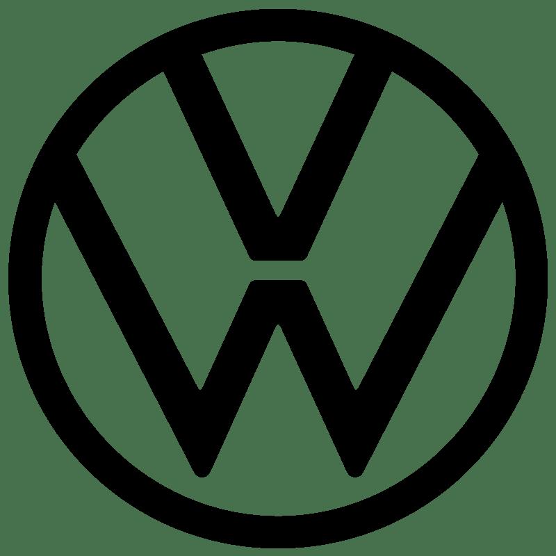 Vw Volkswagen 2019 Logo Sticker