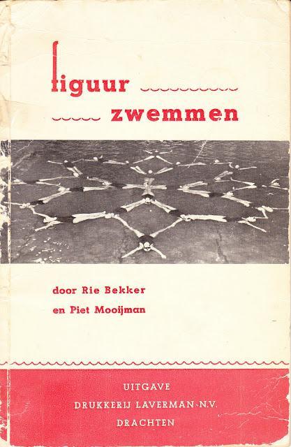 Figuurzwemmen: een vergeten sport? (1949)