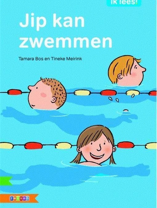 Jip kan zwemmen – Tamara Bos (2013)