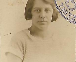 Een kleine familiegeschiedenis van Nini Geerling, zwemster bij de Haagsche Zwem- en Poloclub