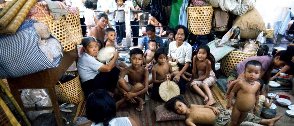 MANHAI BOAT PEOPLE