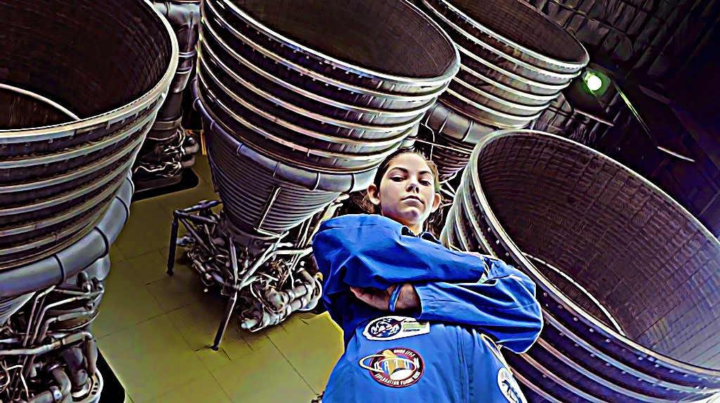 alyssa carson 18 ans mars spacex