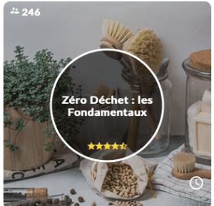 cours video zero dechet
