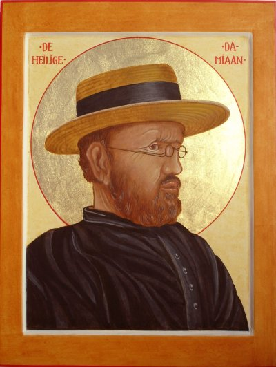 Pater Damiaan - een empathisch mens