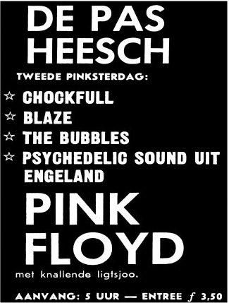 Affiche uit 1968