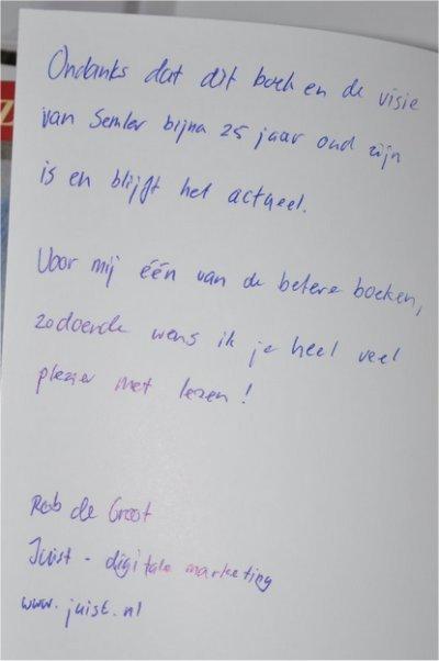 Ricardo Semler. Semler-stijl