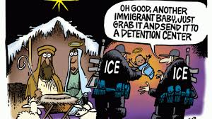 Mike Peters Guest Cartoon: Trump, ICE and Children – The Moderate ...