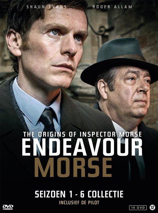 Endeavour Morse - Boxset Seizoen 1-6 (Incl. Pilot)