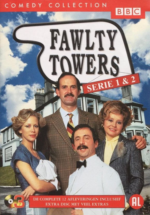 bol.com | Fawlty Towers - Complete Collection (Series 1 & 2) (Dvd ...
