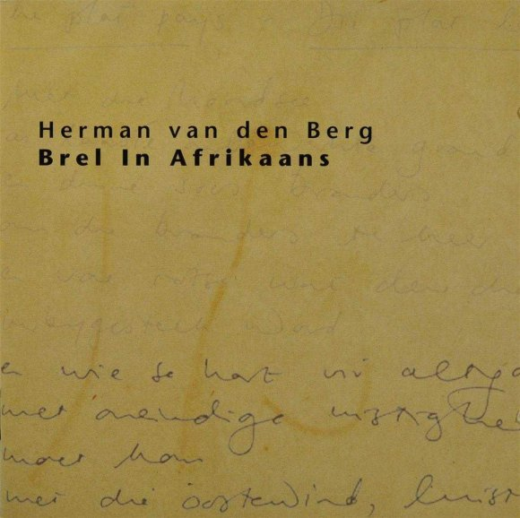 bol.com | Brel In Afrikaans, Herman van den Berg | CD (album) | Muziek