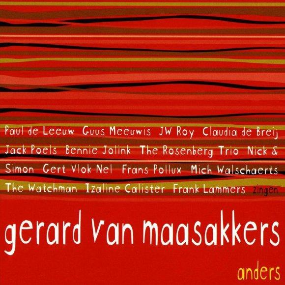 bol.com | Anders, Gerard van & Collega'S Maasakkers | CD (album ...