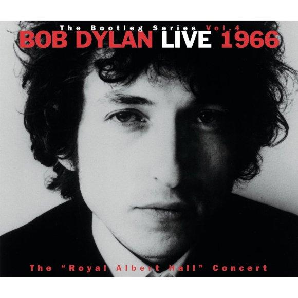 """Bob Dylan - The Bootleg Series, Vol. 4: Bob Dylan Live, 1966: The """"Royal  Albert Hall Concert"""" - Amazon.com Music"""