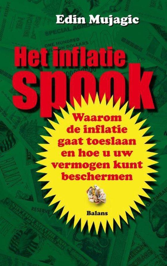 bol.com | Het inflatiespook, Edin Mujagic | 9789460032820 | Boeken