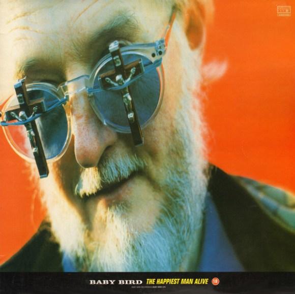 Baby Bird - The Happiest Man Alive (1995, Vinyl) | Discogs