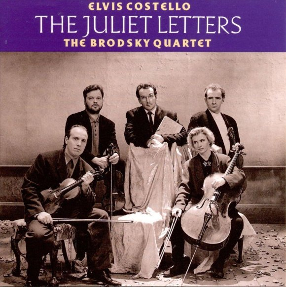 bol.com | The Juliet Letters, Elvis Costello | CD (album) | Muziek