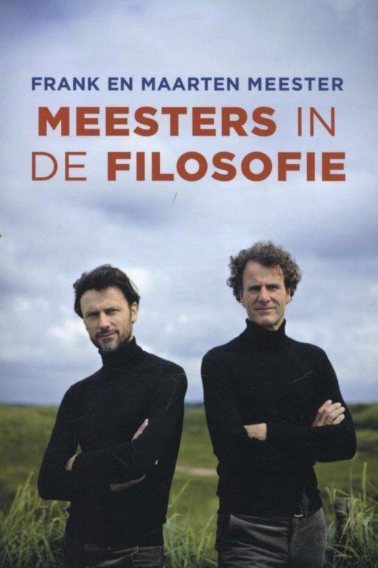 bol.com | Meesters in de filosofie, Maarten Meester | 9789085713067 | Boeken