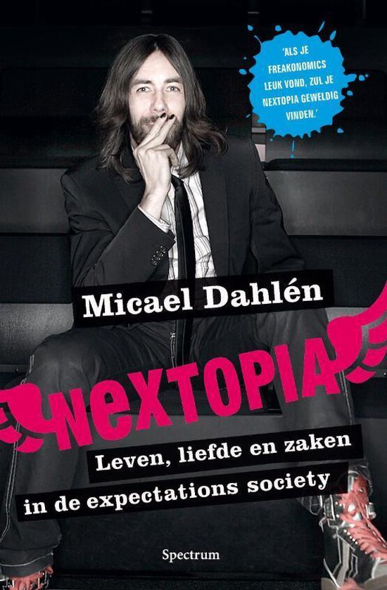 bol.com | Nextopia, Micael Dahlen | 9789049105846 | Boeken