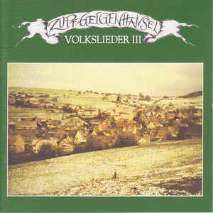 Zupfgeigenhansel - Volkslieder III (1993, CD) | Discogs