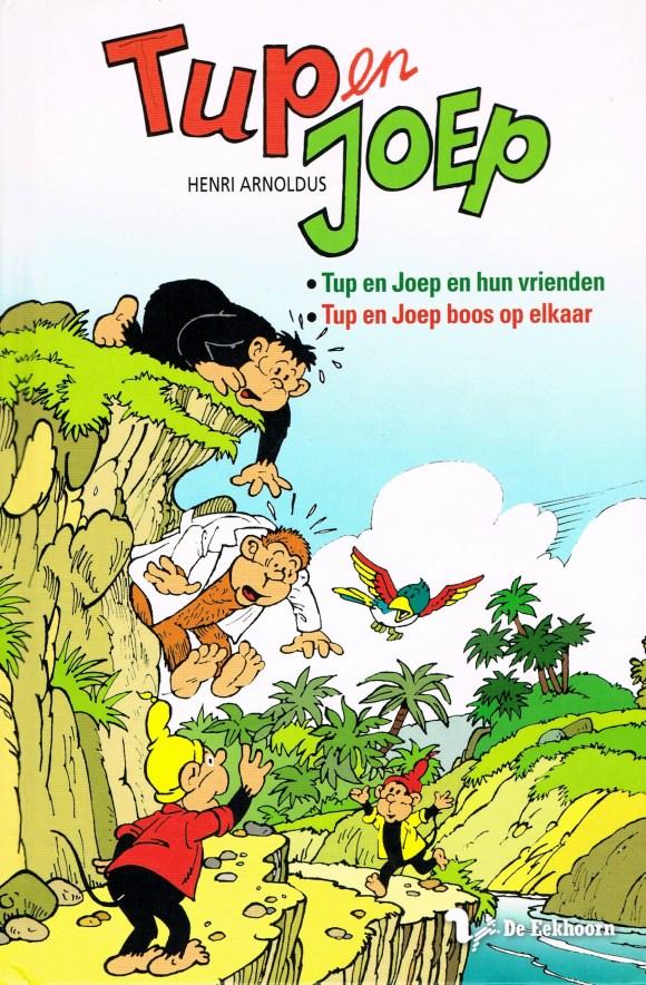 Tup en Joep en hun vrienden / boos op elkaar geschreven door Arnoldus Henri  - hetboekenplankje.nl
