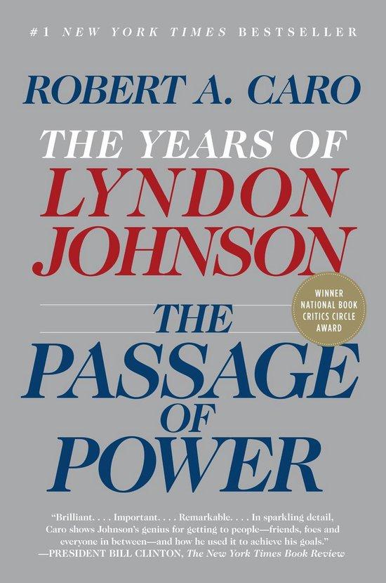 bol.com | The Passage of Power, Robert A. Caro | 9780375713255 | Boeken