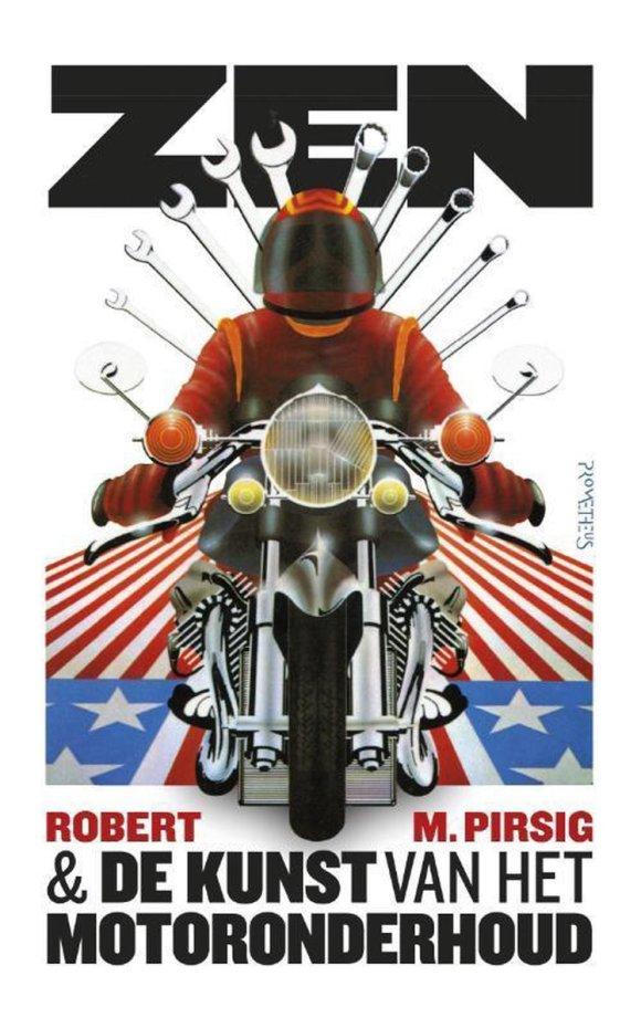 bol.com | Zen en de kunst van het motoronderhoud, R.M. Pirsig |  9789044635249 | Boeken