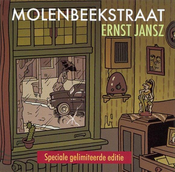 Ernst Jansz – Molenbeekstraat (2005, CD) - Discogs