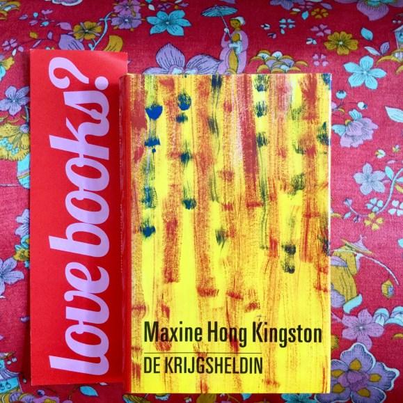 Maxine Hong Kingston – De krijgsheldin | STUKGELEZEN