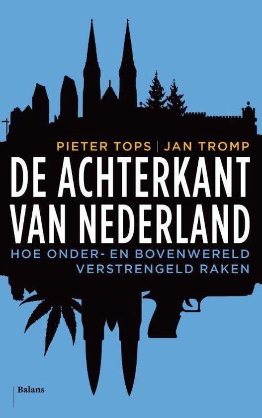 bol.com   De achterkant van Nederland, Jan Tromp   9789460031397   Boeken