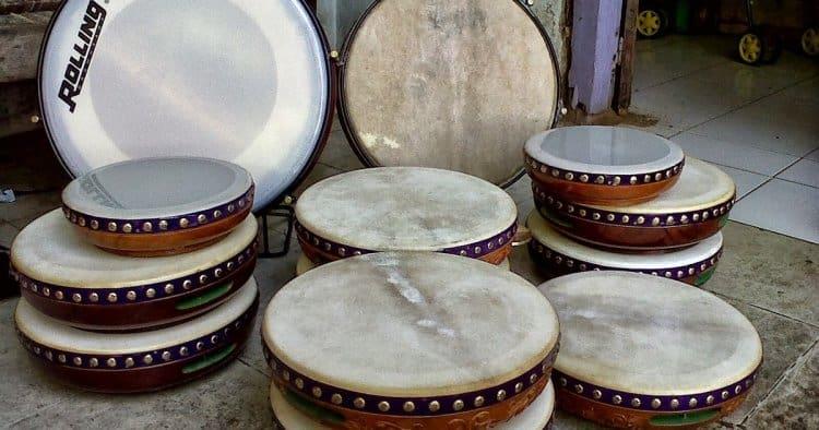 Contoh Alat Musik Ritmis Indonesia