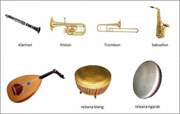 Jenis Jenis Alat Musik Betawi