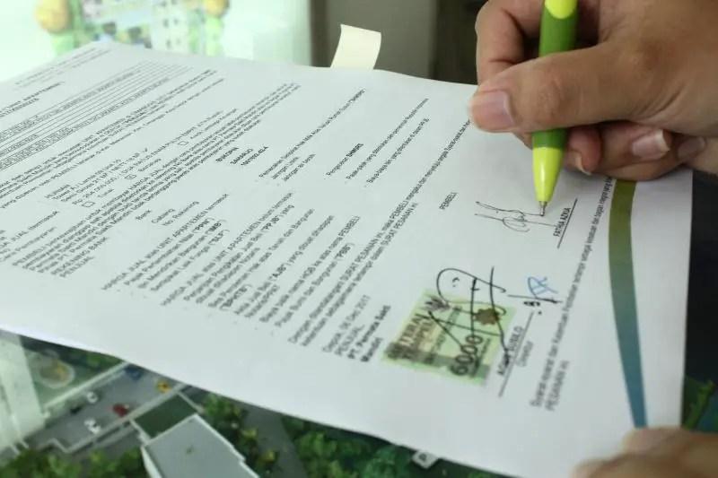 Kondisi Umum Yang Perlu Surat Perjanjian Kerjasama
