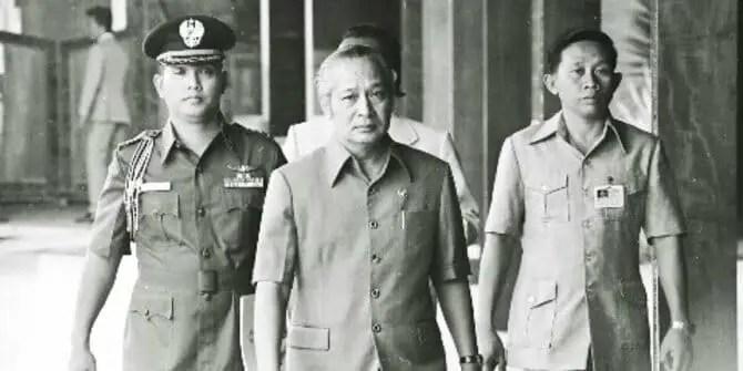 Riwayat Pendidikan Soeharto